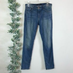 J Brand Skinny Ellis Echo Light Wash Jeans Size 25